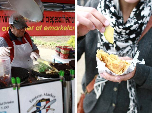 Eastern Market Crepes