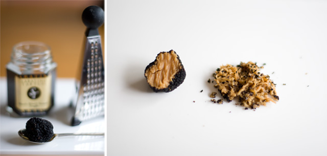 Grated Truffles