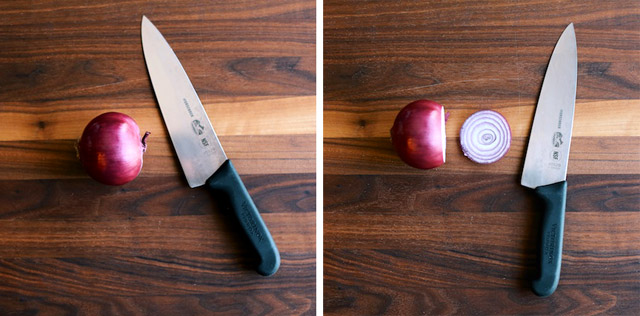 Onion De-Stemmed