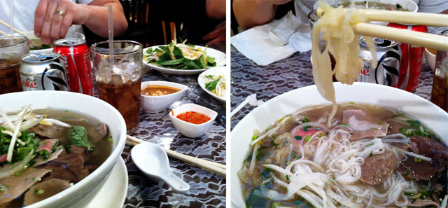 Pho and Tripe