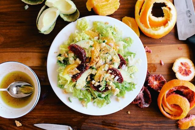 A Delicious Salad