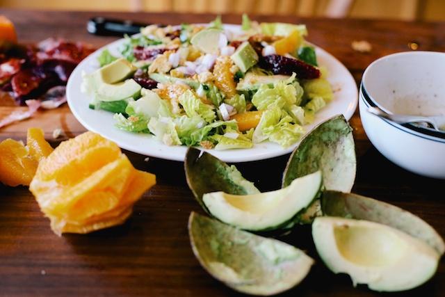 A Pretty Salad