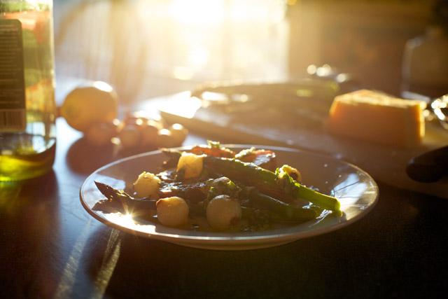 Sunny Vegetables