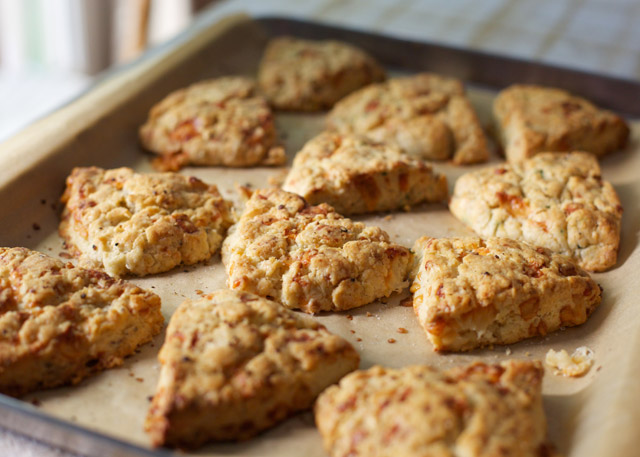 bakedscones