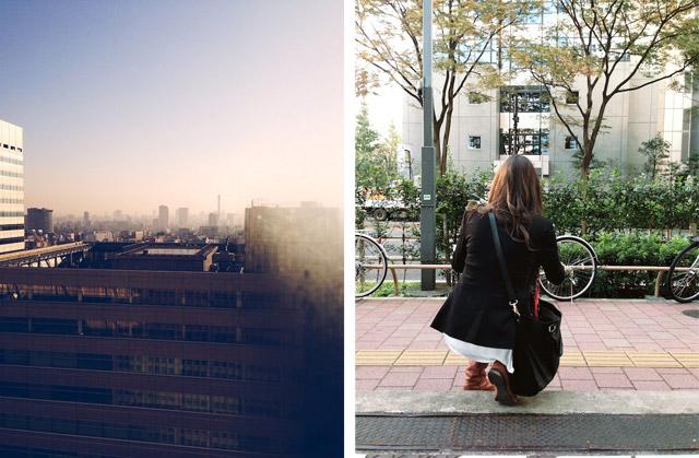 views in tokyo