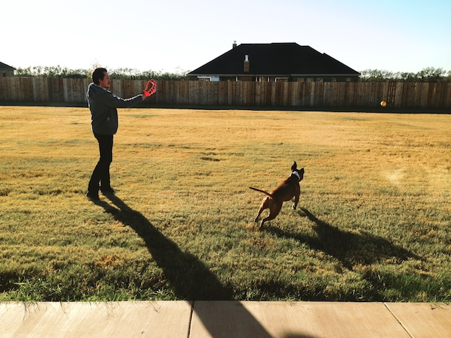 Murdock and Cody in Texas