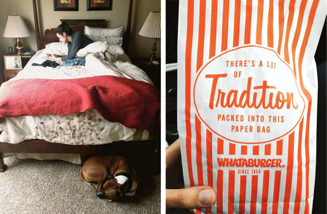 Texas, Murdock, and Whataburger