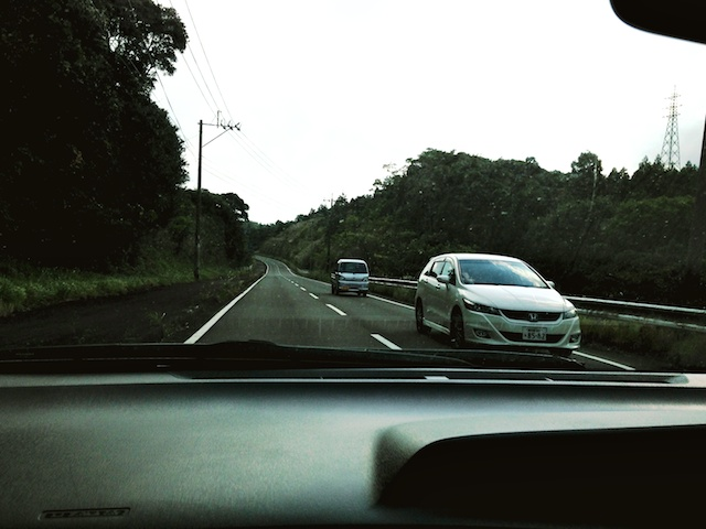 driving on the left on tanegashima