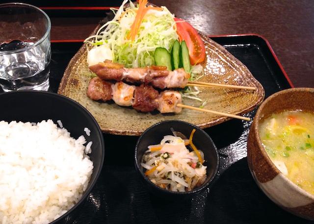 yakitori special