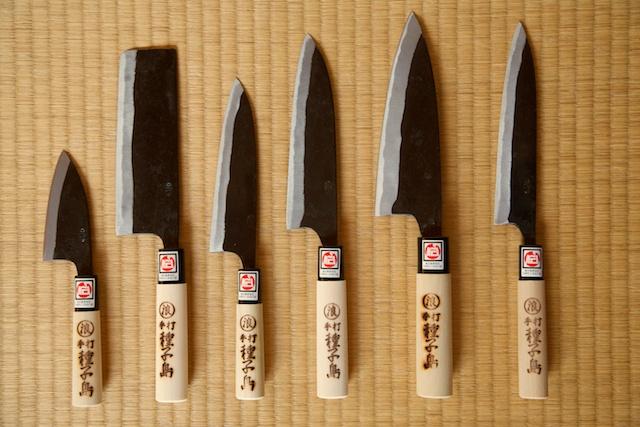 tanegashima knives