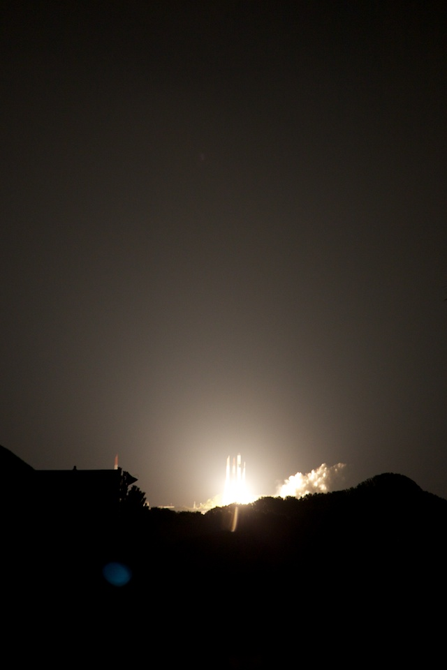GPM rocket launch