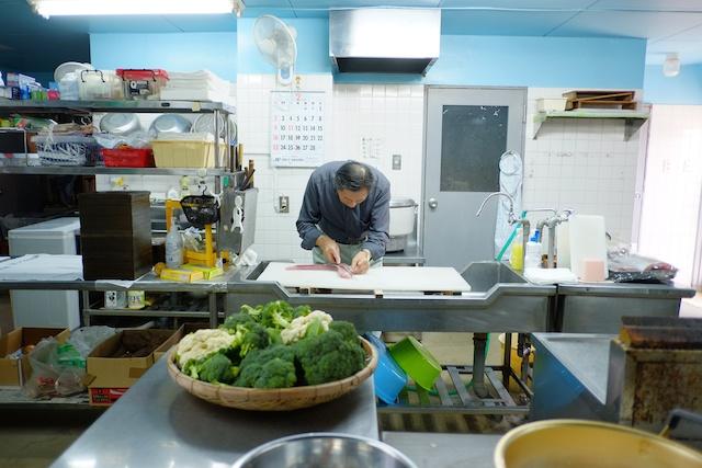 papa san sashimi