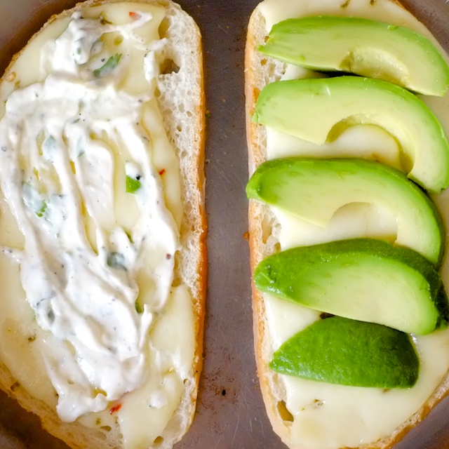 avocado and mayo