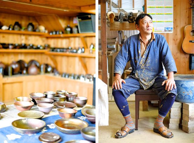 tanegashima pottery