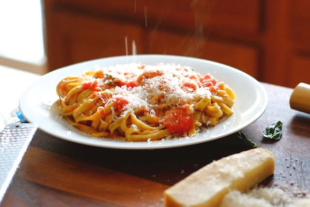 sauce series in practice - tomato sauce