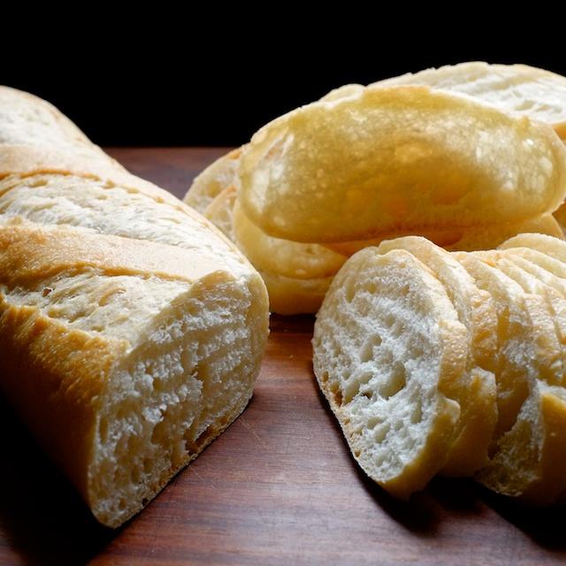 basic crostini