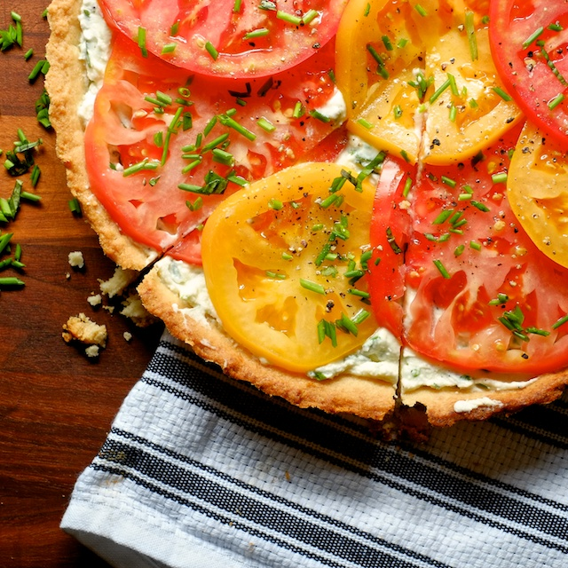 ... tart heirloom tomato and lemon the players heirloom tomato tart with