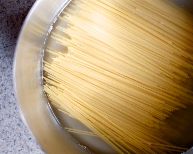Hacking One Pot Pasta