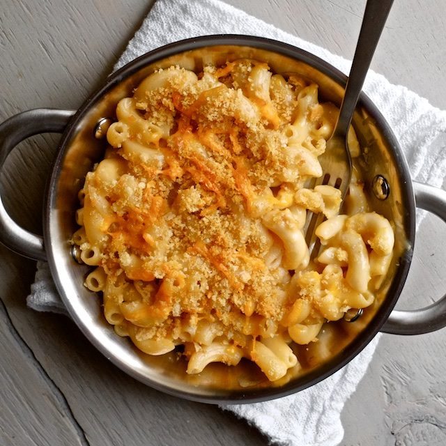 One-Pot Gluten Free Mac and Cheese