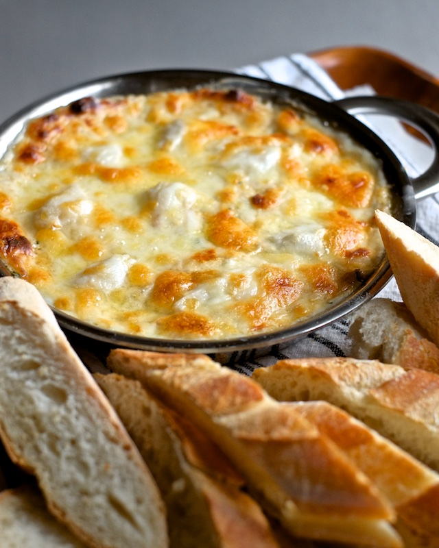 Maryland Style Hot and Spicy Crab Dip