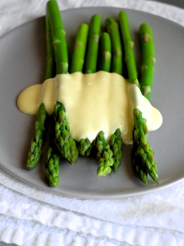 The Stars of Spring - Asparagus