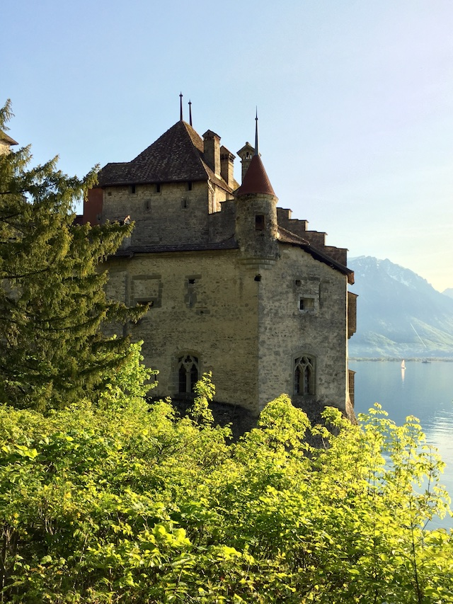 Switzerland and France and Thoughts on Adventures