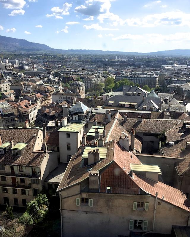 Visiting Geneva