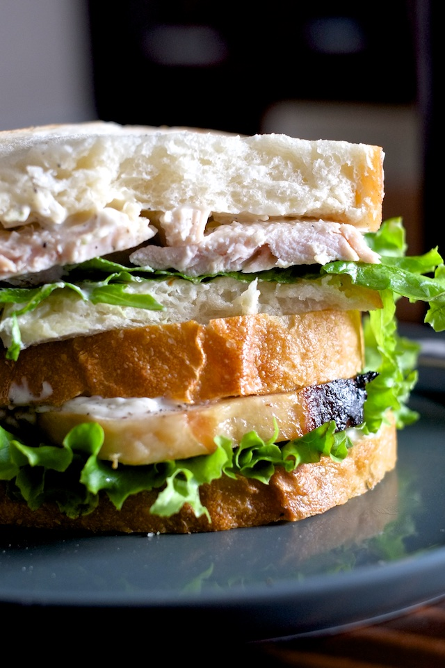 Thanksgiving Sandwich Showdown