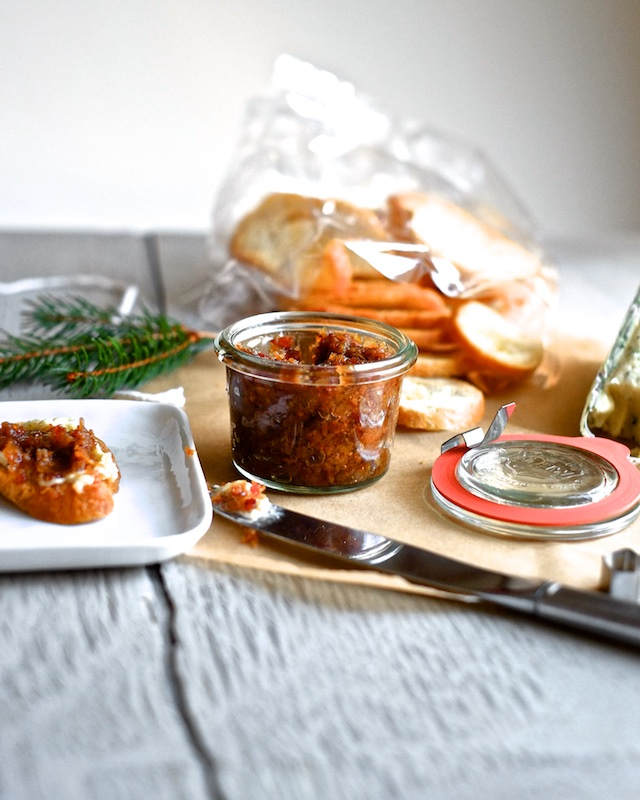 My Favorite Food Gifts to Make and Give - Bacon Jam