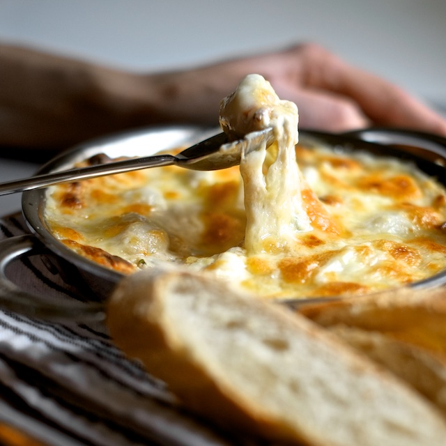 My Favorite Food Gifts to Make and Give - Maryland Style Hot and Spicy Crab Dip