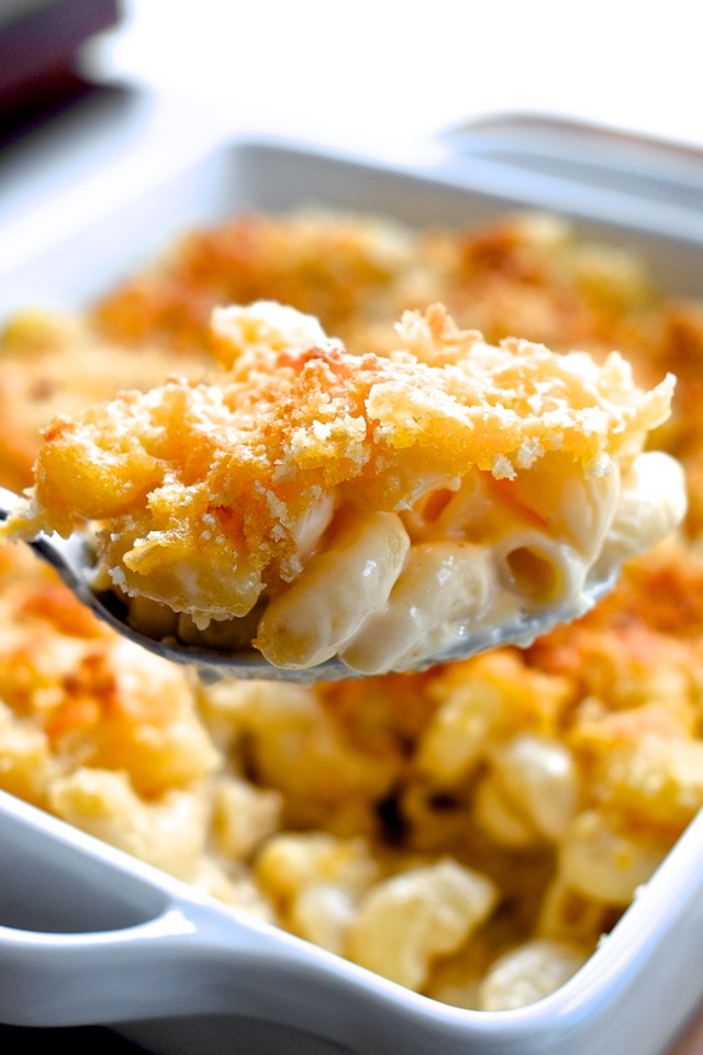 One-Pot Three-Cheese Mac
